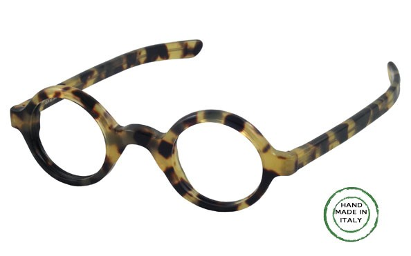 Straight Temple Glasses Frame : GLA-33, European Men & Women Eyeglasses, Round ,Straight ...