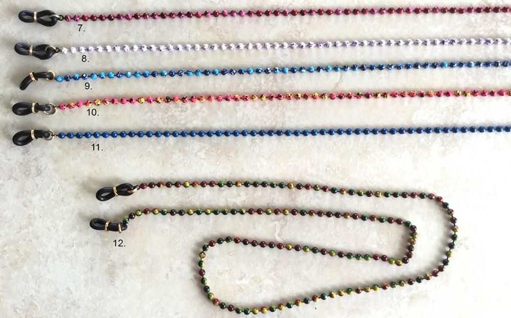 e736257d9ccc Graffiti   Neon Eyeglass Chain