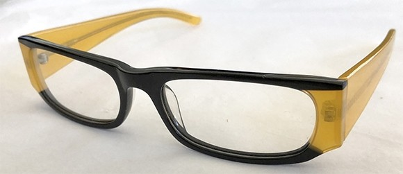 Camilla - Rectangular Unique Impressive eyeglass for women