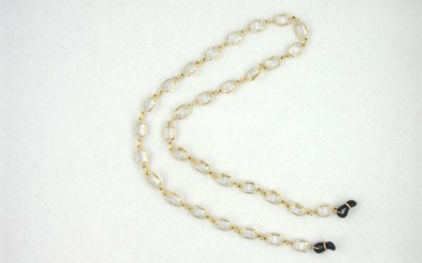 5ac905806d67 Home · Eyewear Accessories · Eyeglass Chains  Tiffany Eyeglass Chain