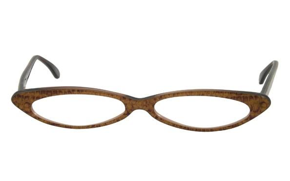 Glasses Narrow Frame : MEF-75 France Made, Very Narrow and Sexy, Cat Eye Frame ...
