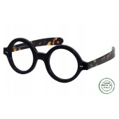 GLA-37 Large, Round European Eyeglasses ,Top Fashion