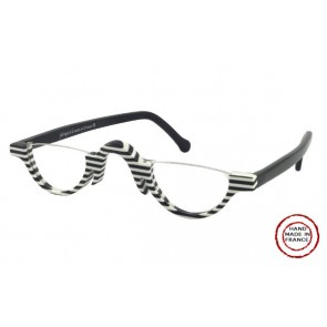 Zebra - Flat top lenses