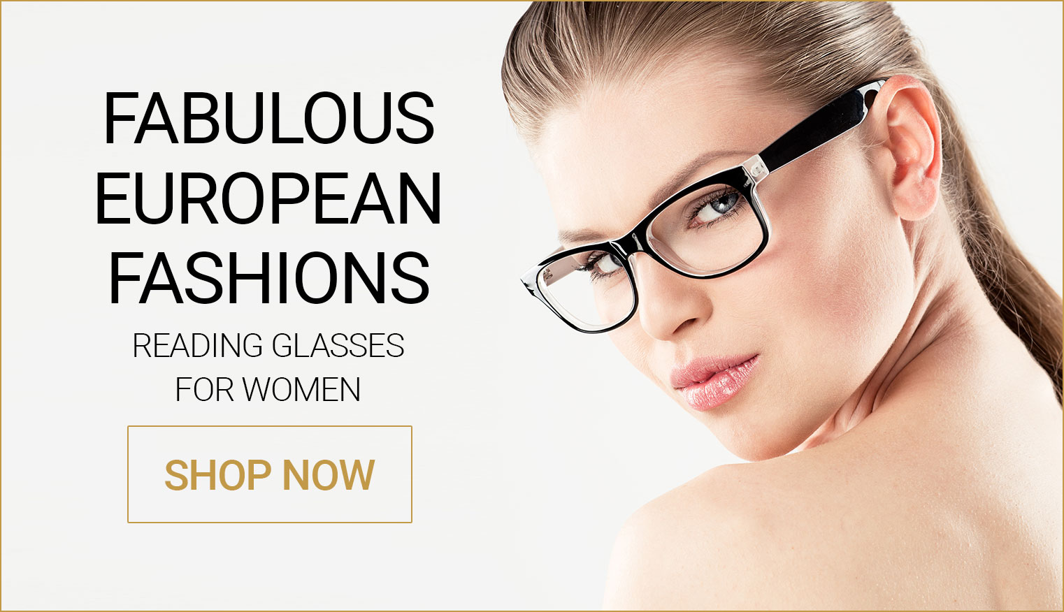 Upscale Reading Glasses - Chic Sunglasses - Fashionable Frames