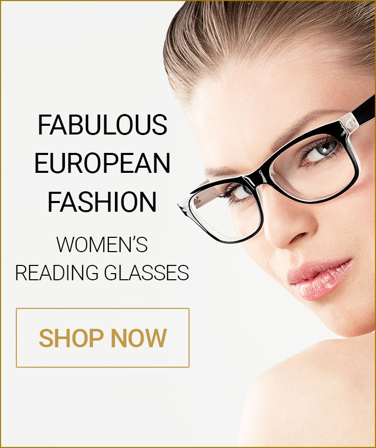 81fbef5ff8 Upscale Reading Glasses - Chic Sunglasses - Fashionable Frames